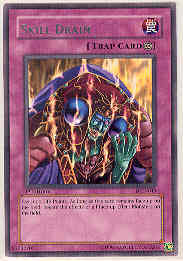 Yu-Gi-Oh Dark Crisis Single Skill Drain Rare (DCR-049) - NEAR MINT (NM)