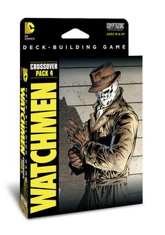 DC Comics Deck-Building Game Crossover Pack 4: Watchmen (Cryptozoic)