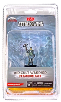 Dungeons & Dragons: Attack Wing - Air Cult Warrior Expansion Pack
