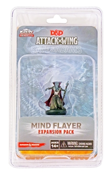 Dungeons & Dragons: Attack Wing - Mind Flayer Expansion Pack (WizKids)
