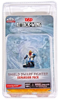 Dungeons & Dragons: Attack Wing - Shield Dwarf Fighter Expansion Pack