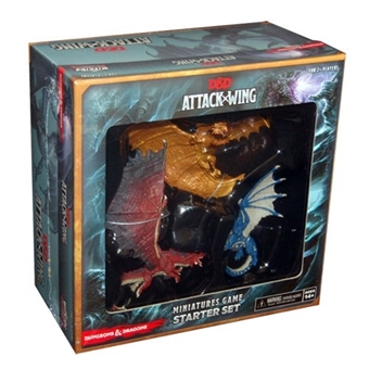 Dungeons & Dragons: Attack Wing Starter Set