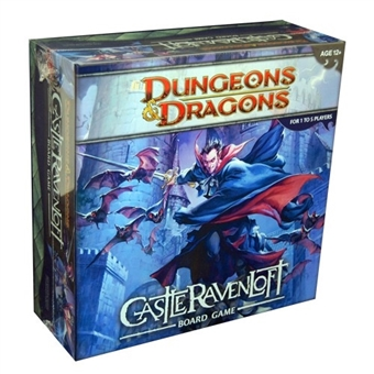 Dungeons & Dragons: Castle Ravenloft Board Game (WOTC)