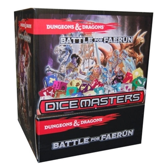Dungeons & Dragons Dice Masters: Battle for Faerun - Gravity Feed (90)
