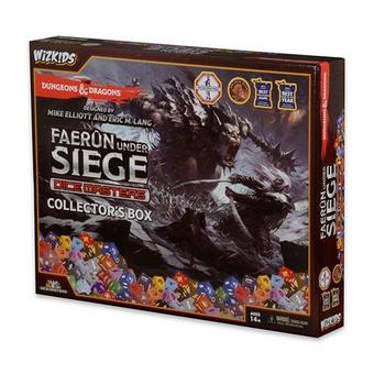 Dungeons & Dragons Dice Masters: Faerun Under Siege Collector's Box (Presell)