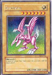 Yu-Gi-Oh Promo Single Seiyaryu Secret Rare (DDS-004)