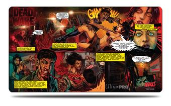 Ultra Pro Dead Wake Comic Panels Playmat - Regular Price $15.99 !!!