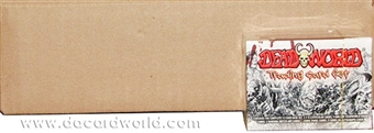 Deadworld Trading Card Set 15-Box Case (Breygent 2012)