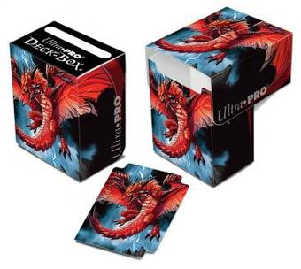 Ultra Pro Mauricio Herrera Demon Dragon Full View Deck Box (Case of 60)