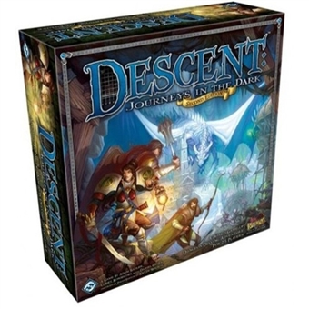 Descent: Journeys In The Dark 2nd Edition (FFG)