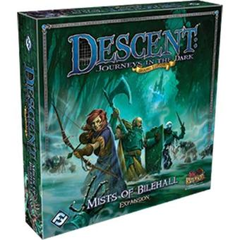 Descent 2nd Edition: Mists of Bilehall Expansion