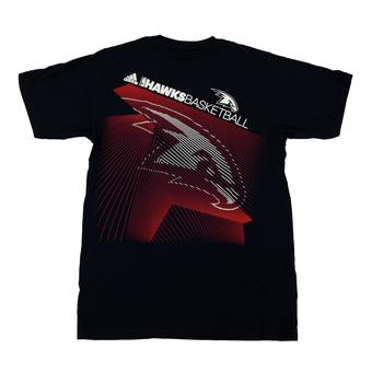 Atlanta Hawks Adidas Navy The Go To Tee Shirt