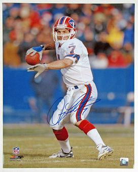 Doug Flutie Autographed Buffalo Bills 8x10 Football Photo