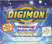 Digimon Series 2 Hobby Box (Upper Deck)