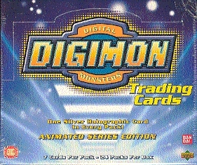 Digimon Series 1 Hobby Box (Upper Deck)