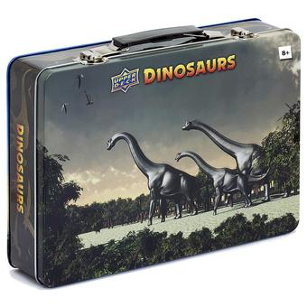 2015 Upper Deck Dinosaurs Collectible Tin
