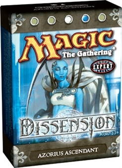 Magic the Gathering Dissension Azorius Ascendant Precon Theme Deck