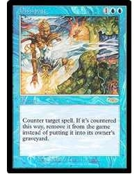 Magic the Gathering Promo Single Dissipate (FNM)