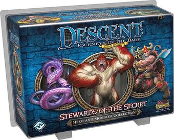 Descent: Journeys In The Dark 2nd Edition - Stewards of the Secret (FFG)