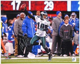 DeSean Jackson Autographed Philadelphia Eagles 16x20 Photo