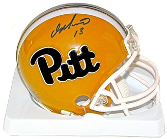 Dan Marino Autographed Pittsburgh Panthers Mini Helmet