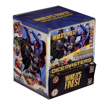 DC Dicemasters: World's Finest Gravity Feed Box (90 Ct.)