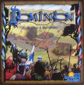 Dominion Board Game (Rio Grande)