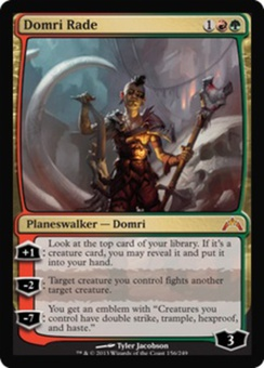 Magic the Gathering Gatecrash Single Domri Rade - NEAR MINT (NM)