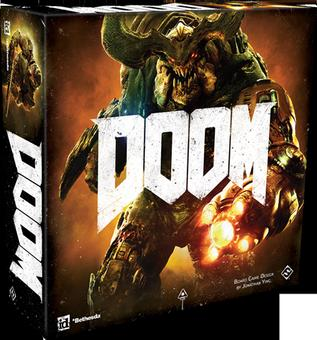 DOOM: The Board Game (2016 Edition) (FFG)