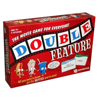 Double Feature: The Movie Game For Everyone (Renegade)