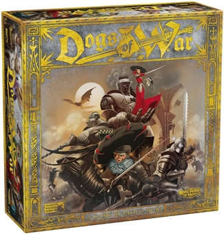 Dogs of War Board Game (CMON)