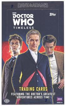 Doctor Who Timeless Trading Cards Box (Topps 2016)