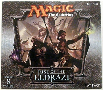 Magic the Gathering Rise of the Eldrazi Fat Pack