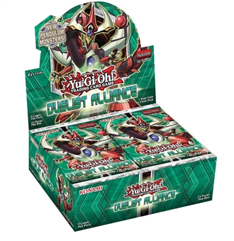 Konami Yu-Gi-Oh Duelist Alliance 1st Edition Booster Box (Presell)