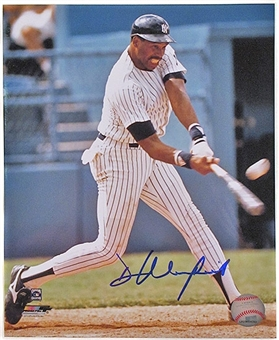 Dave Winfield Autographed New York Yankees 8x10 Baseball Photo
