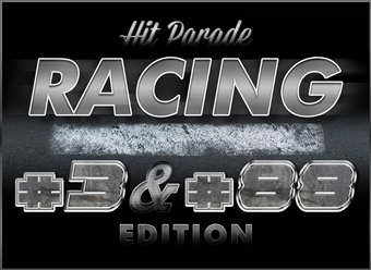 2015 Hit Parade Racing #3 & #88 Edition (4 Hits!)