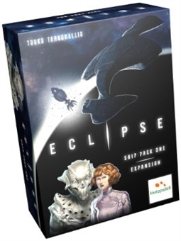 Eclipse: Ship Pack On Expansion (Asmodee)