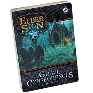 Elder Sign: Grave Consequences Expansion (FFG)