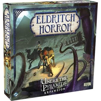 Eldritch Horror: Under the Pyramids (Fantasy Flight Games)