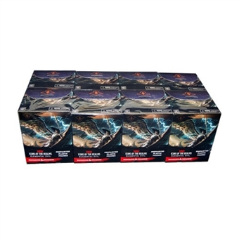 Dungeons & Dragons Miniatures Icons of the Realms: Elemental Evil Booster Brick (8 Ct.)