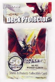 "Ultra Pro ""Through the Dragon Pass"" Deck Protectors 50ct. Pack (Lot of 15)"