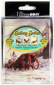 "Ultra Pro Gallery Series Elmore Art ""Mammoth Rider"" Deck Vault"