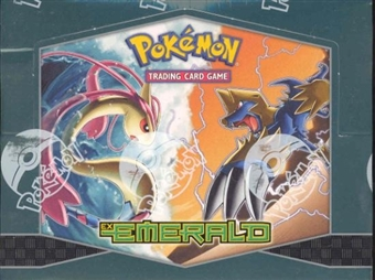 Pokemon EX Emerald Precon Theme Box