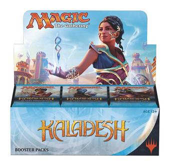 Magic the Gathering Kaladesh Booster 6-Box Case (Presell)