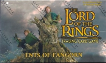 Decipher Lord of the Rings Ents of Fangorn Booster Box