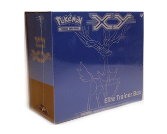 Pokemon XY Elite Trainer Box - Blue (Xerneas)