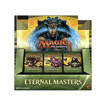 Magic the Gathering Eternal Masters Booster Box (Presell)