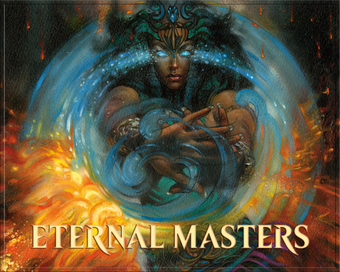 Magic the Gathering Eternal Masters Complete Set - NEAR MINT (NM)