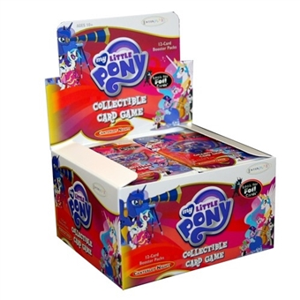 My Little Pony Canterlot Nights Booster Box (Enterplay 2014)