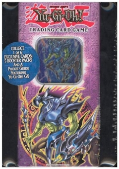 Upper Deck Yu-Gi-Oh 2005 Holiday Exarion Universe Tin
